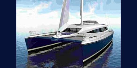 30m Catamaran Q5 (YD66)- MCA Stability