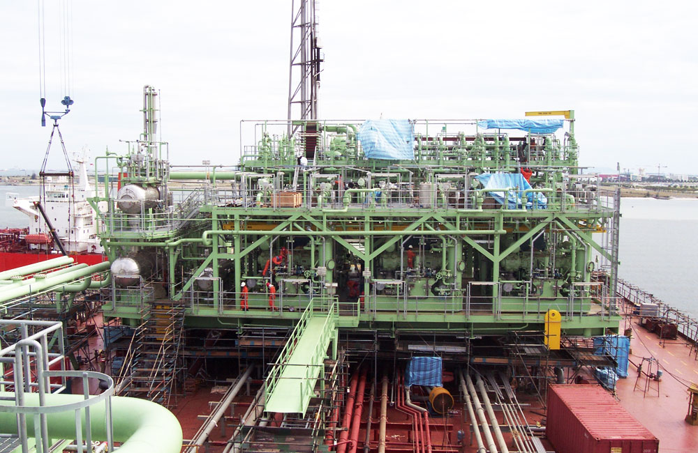 FPSO Structures