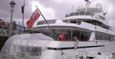 Super Yachts- +12% lengthened, new superstructure